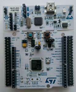 Nucleo for STM32 F4